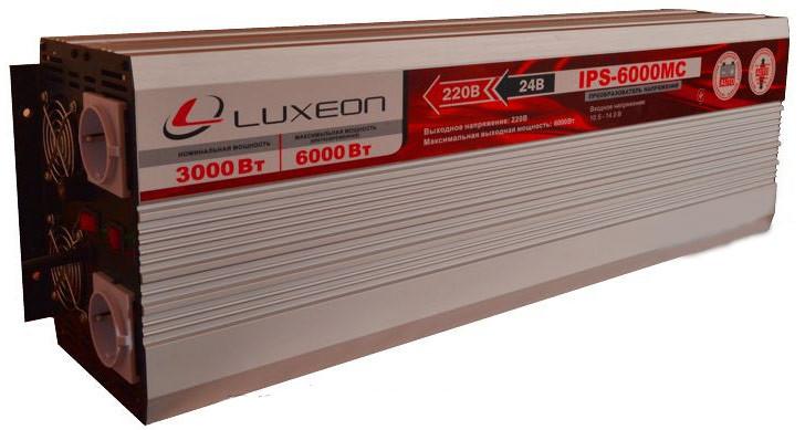 Инвертор LUXEON IPS-6000MC