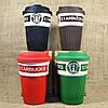 Термочашка керамическая Starbucks Eco Life, фото 3