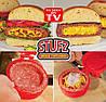 Форма пресс для гамбургеров, котлет, бургеров StufZ Burger Press, фото 3