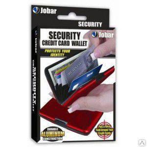 Кошелек Security Credit Card Wallet