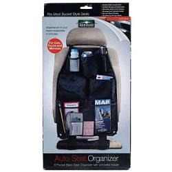 Автомобильный органайзер для переднего сидения Auto Seat Organizer