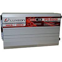 Инвертор LUXEON IPS-6000S, фото 1