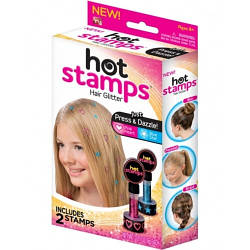Набор штампов для волос Hot Stamps