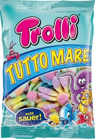 Желейные конфеты Trolli Tutto Mare   , 175 гр, фото 2
