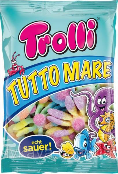 Желейные конфеты Trolli Tutto Mare   , 175 гр