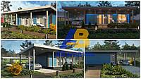Каркасные всесезонные дома от производителя. Большой выбор. Доставка и установка по Украине. Звоните!!!, фото 1