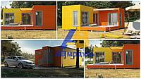 Модульные всесезонные дома от производителя. Большой выбор. Доставка и установка по Украине. Звоните!!!, фото 1