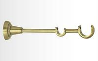 Держатель двойной открытый для карниза 25/16 мм