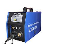 Инверторный сварочный полуавтомат VERONA MIG - 200