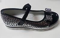 Лаковые туфли 31-35р 32