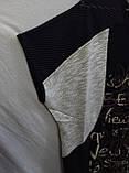 Туника женская 2193  Черный, фото 4