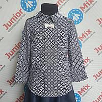 Польская детская блузка с натуральной ткани на девочку UMBO