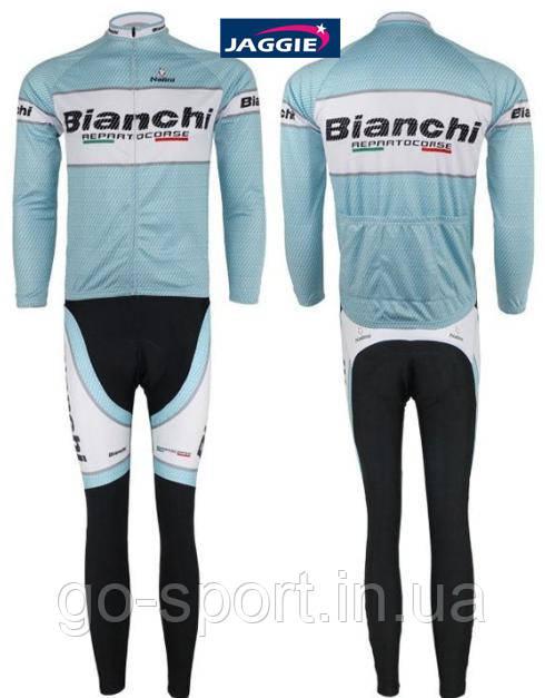 ДЕМИСЕЗОННАЯ  Велоформа Bianchi 2011 bib