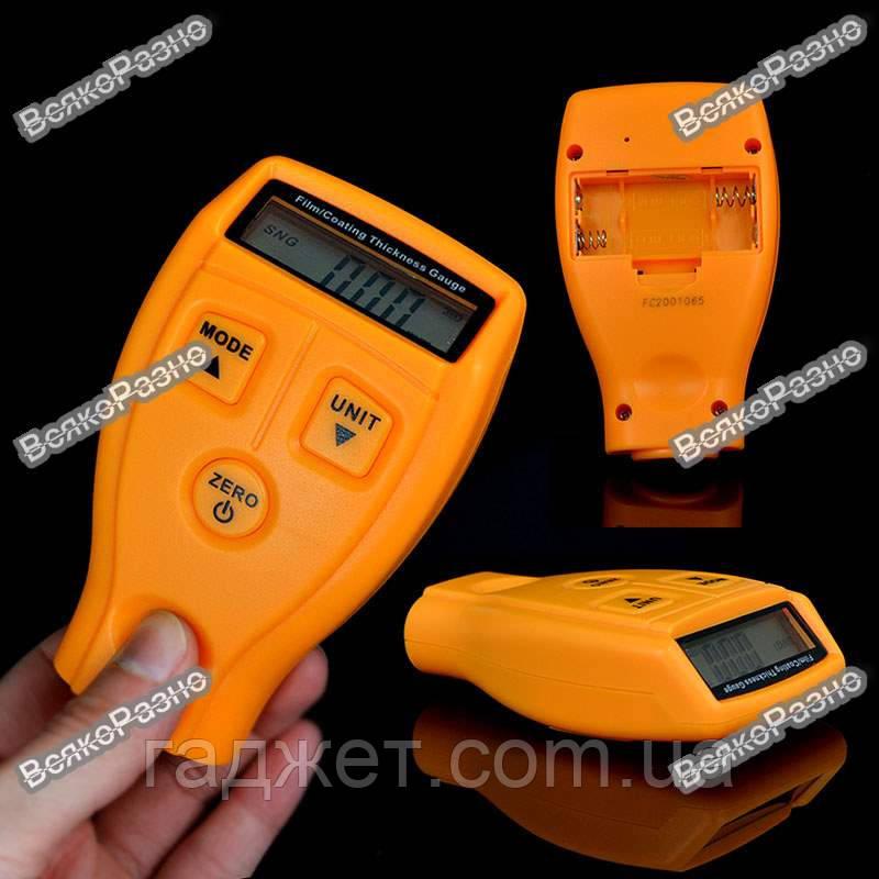 Толщиномер, измеритель лакокрасочного покрытия GM 200 RichMeters