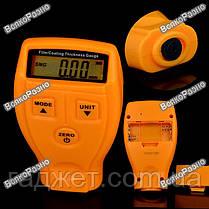 Толщиномер, измеритель лакокрасочного покрытия GM 200 RichMeters, фото 2