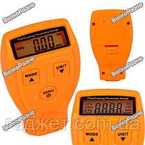 Толщиномер, измеритель лакокрасочного покрытия GM 200 RichMeters, фото 3