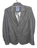 Куртка-пиджак мужская 213-L06 с капюшоном (деми)