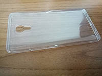 Чехол накладка Meizu M3 Max бампер прозрачный ультратонкий