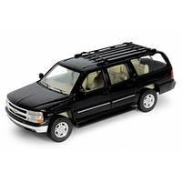 Машина Welly Chevrolet Suburban 22090W
