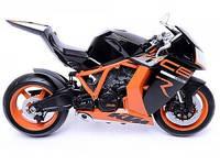 Мотоцикл металл Welly KTM 1190