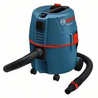 Пылесос для влажного и сухого мусора BOSCH GAS 20 L SFC Professional