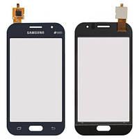 Сенсор (тачскрин) Samsung J110G, J110H/DS, J110L, J110M Galaxy J1 Ace синий