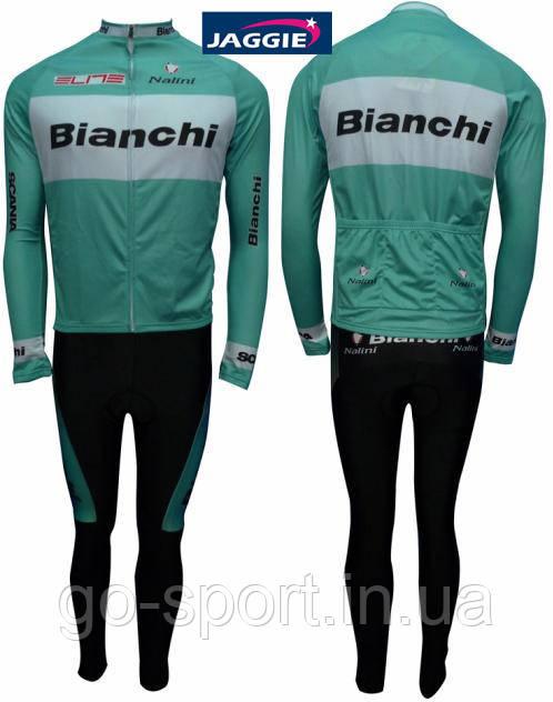 ДЕМИСЕЗОННАЯ Велоформа Bianchi 2012 bib