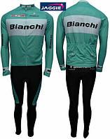 ДЕМИСЕЗОННАЯ Велоформа Bianchi 2012 bib, фото 1