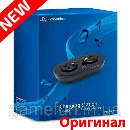 Зарядная станция SONY для Move Motion Controller PS4 Оригинал