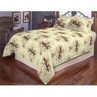 Полуторное постельное белье из Бязи Premium 5