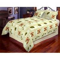 Полуторное постельное белье из Бязи Premium 2