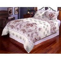 Полуторное постельное белье из Бязи Premium 4