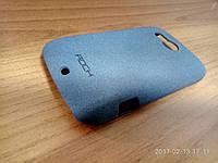 Чехол-накладка HTC Desire C A320e Rock серая