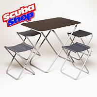 """Комплект """"Пикник"""" для пикника (набор стол+4 стула)"""