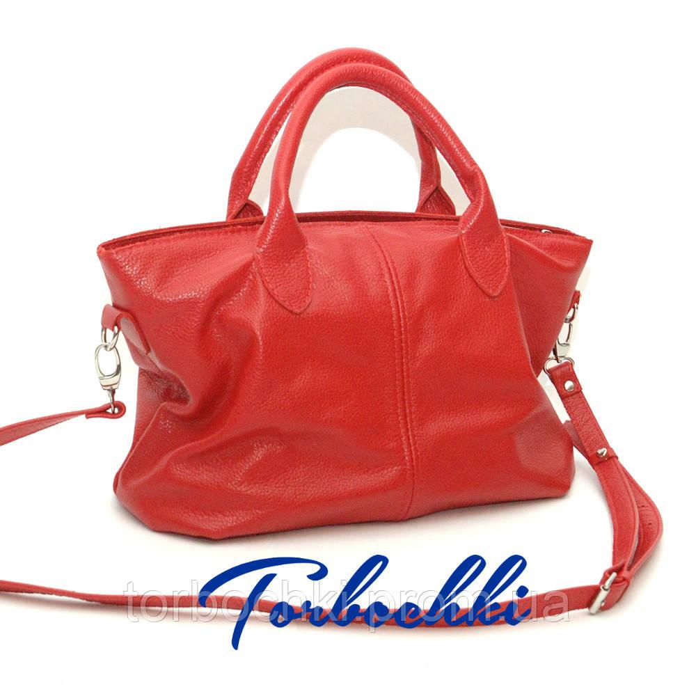 4c81bbc9d842 Женская сумка с короткими ручками из натуральной кожи - Интернет-магазин в  Киеве