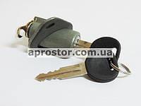 Замок крышки багажника Ланос-седан (с ключем) личинка (SHINKUM) 96304758
