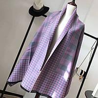 Большой  платок палантин кашемир супер качество 4 цвета