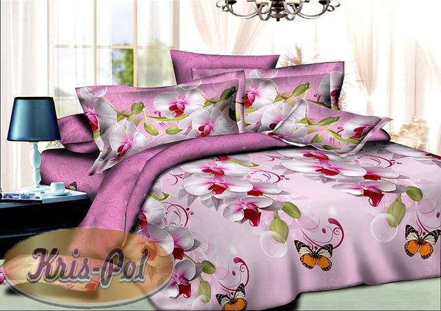 Двуспальные комплекты постельного белья 180*220