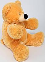 Забавная мягкая игрушка мишка Бублик 65 см, медовый, Б1-114 М2