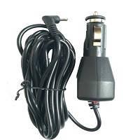 Автомобильная зарядка DVR видеорегистратора 1.5A 3 метра (кулек)