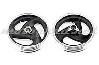 """Диск колеса 2,50 * 10 (перед, диск) (легкосплавный) (mod:1) """"ZY"""""""