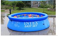 Бассейн надувной Intex 28110 244х76 см, фото 1