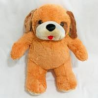 Мяка іграшка Собака Тишка маленькая травка арт.437 ТМ Золушка Украина