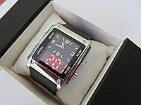 Часы кварц+электроника 1034