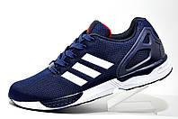 Кроссовки мужские Adidas ZX Flux (Dark Blue\White) Артикул: M19841