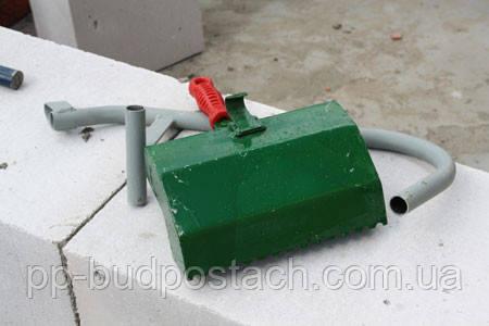 Інструмент для кладки газосилікатних блоків