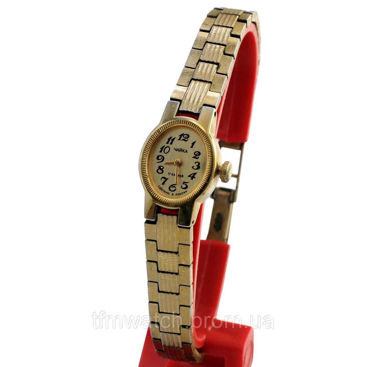 Сколько стоят наручные часы чайка 17 камешков изготовлено в россии