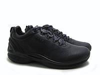 Ботинки мужские Ecco biom Juel blue. экко биом голубой, интернет магазин обуви