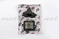 "Лепестковый клапан Yamaha JOG 3KJ ""STEEL MARK"""