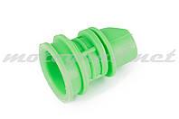 """Патрубок воздушного фильтра Honda DIO AF18/27 """"KOMATCU"""" (зеленый)"""